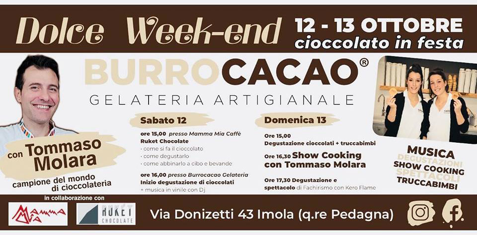 Dolce weekend